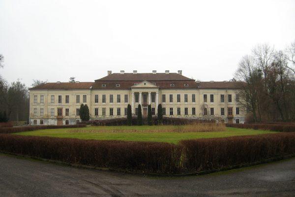 Pałac w Drogoszach (fot. Ralf Lotys (Sicherlich)/Wikimedia Commons)