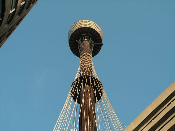 Sydney Tower (fot. Joe Brockmeier)