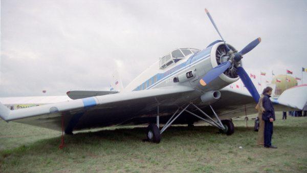 An-2E (fot. Wikimedia Commons)