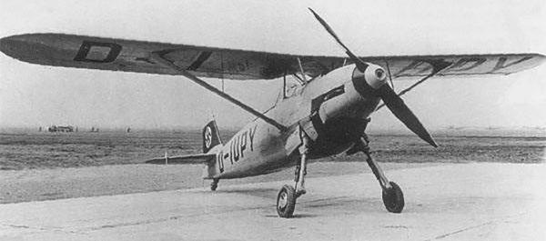Focke-Wulf Fw 159