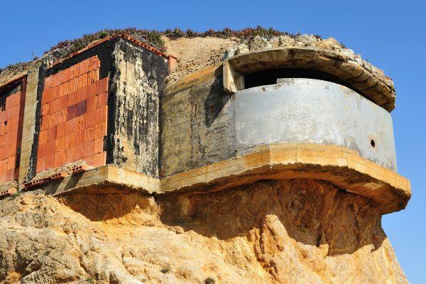 Devil's Slide Bunker (fot. Lawrence Lansing)