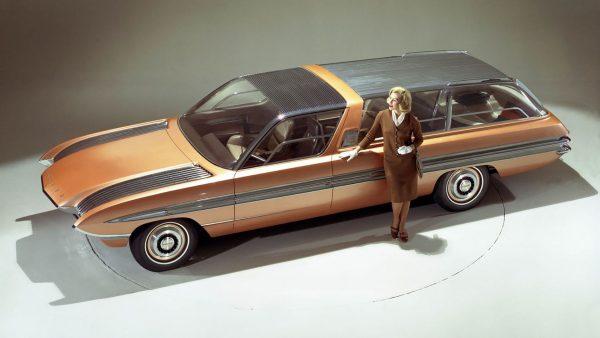 Ford Aurora I (fot. Ford)