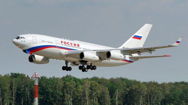 Ił-96-300PU (fot. Alex Beltyukov)