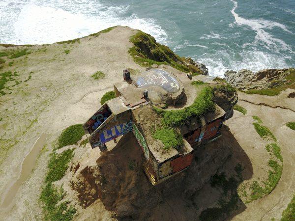 Devil's Slide Bunker (fot. Christopher Michel)