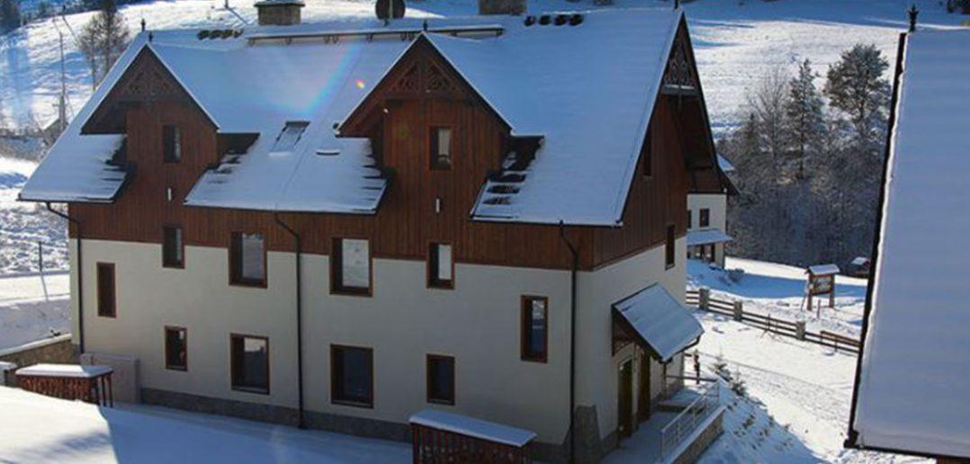 Zimowy urlop w Jaworkach