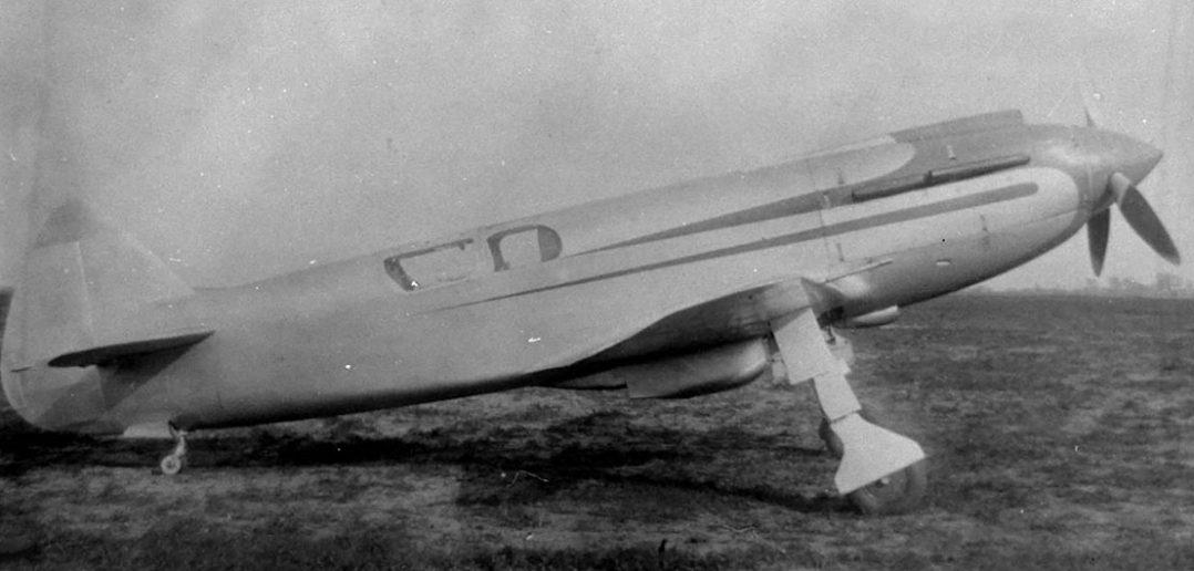 Zapomniane samoloty Bisnowat SK-1 i SK-2