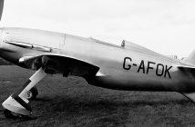 Napier-Heston Racer - niedoszły rekordzista jednego lotu