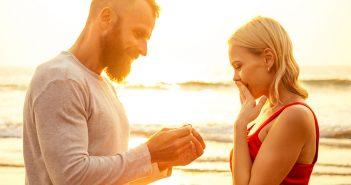 Romantyczne zaręczyny w Sopocie