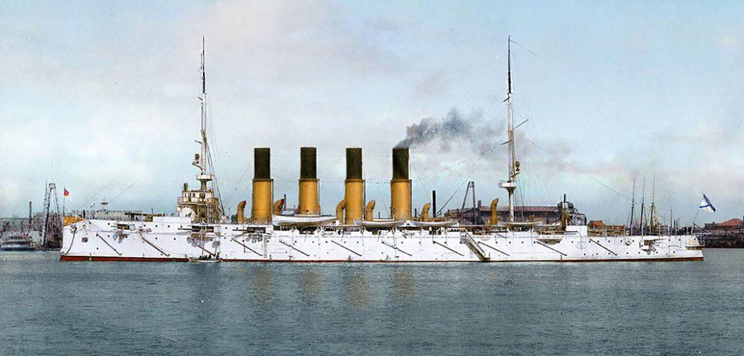 Wariag - krążownik z międzynarodową historią