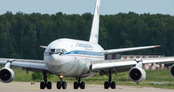 Ił-96 - następca Ił-86 i rosyjski samolot prezydencki