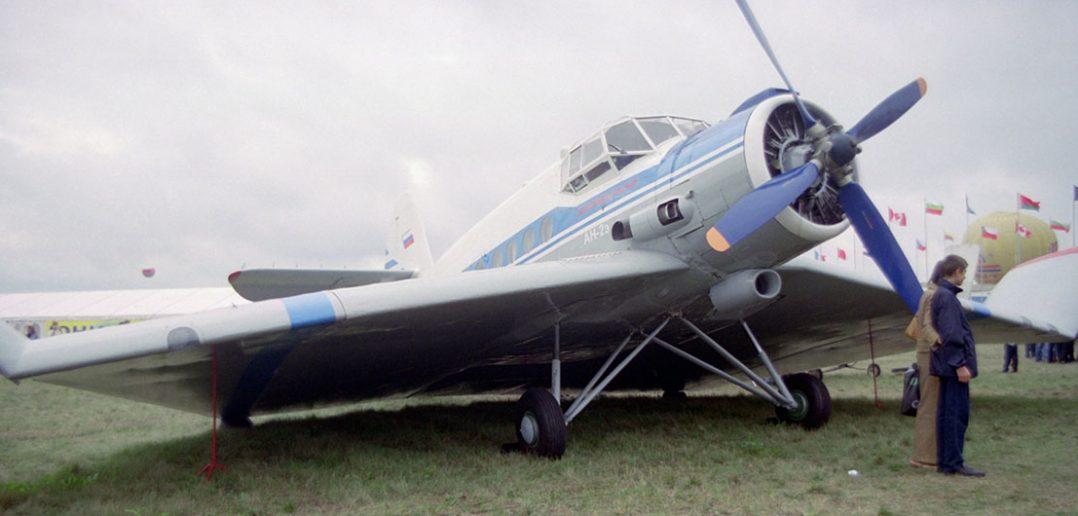 Ekranoplan An-2E - najdziwniejsza modyfikacja An-2?