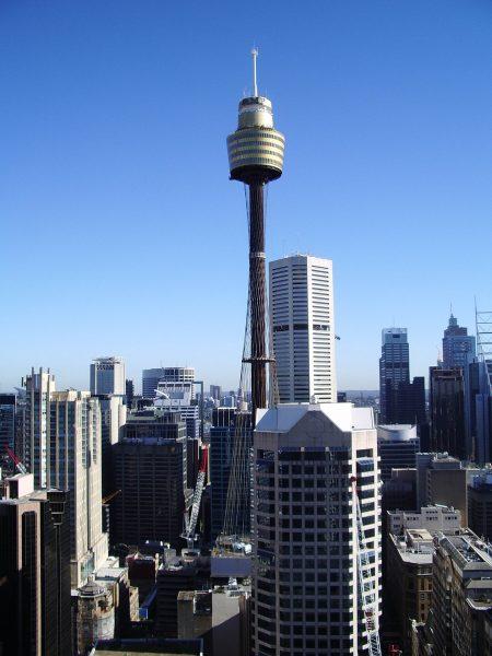 Sydney Tower (fot. pixabay.com)