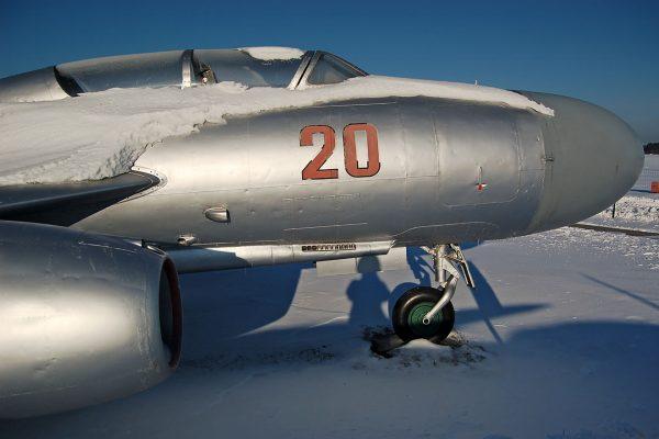 Jakowlew Jak-25 (fot. Pavel Adzhigildaev/Wikimedia Commons)