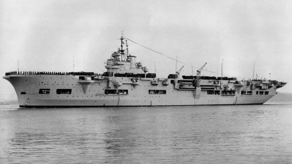 HMS Unicorn (I72)