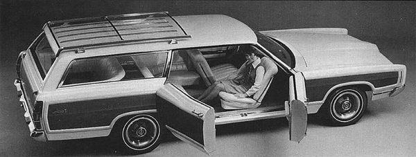 Ford Aurora II (fot. Ford)