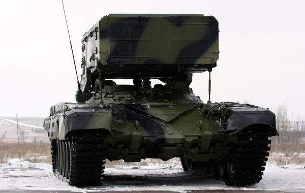 TZM-T (fot. Vitaly V. Kuzmin)