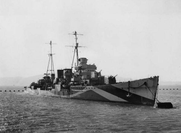HMS Delhi
