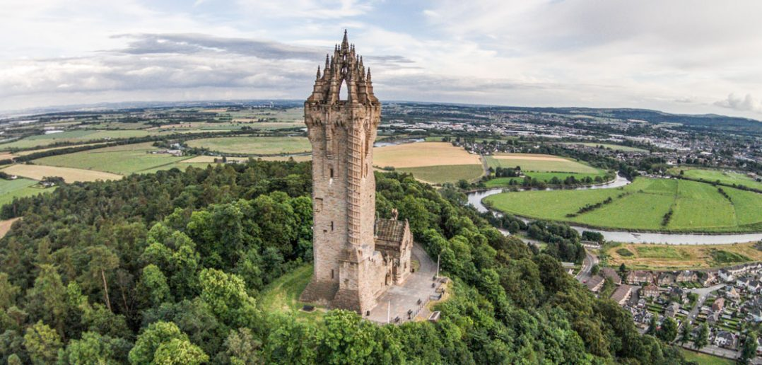 Wallace Monument - pomnik Williama Wallace'a