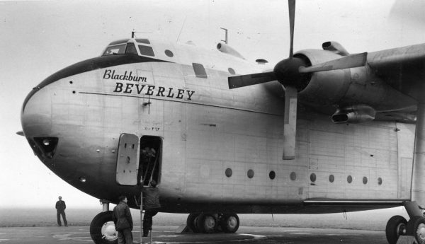 Blackburn Beverley