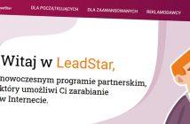 LeadStar.pl - program partnerski i marketing afiliacyjny