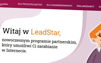LeadStar.pl - program partnerski i marketing afiliacyjny