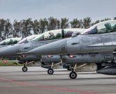 Lockheed Martin F-16 Jastrząb w Polskich Siłach Powietrznych