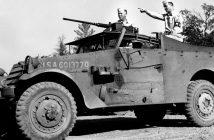 M3 Scout Car - długa droga do słynnego transportera