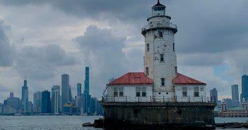 Chicago Harbor Light - ikona Chicago