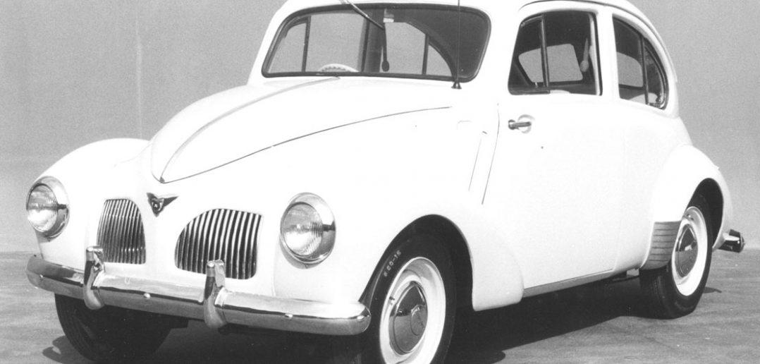 Toyota SA - pierwszy samochód Toyoty po II wojnie światowej