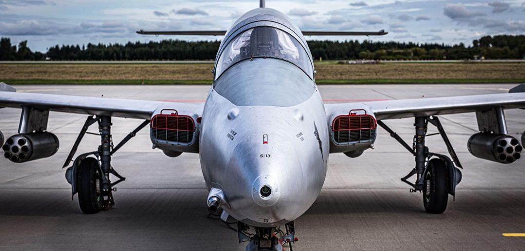 PZL TS-11 Iskra - polski samolot szkolno-treningowy
