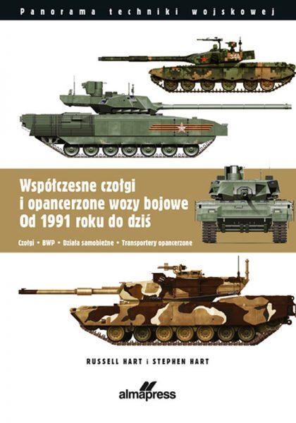 Współczesne czołgi i pojazdy opancerzone od 1991 do dzisiaj