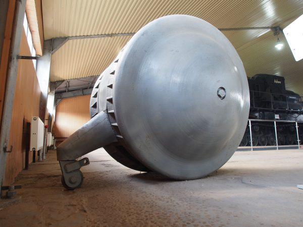 Kugelpanzer (fot. Alf van Beem)