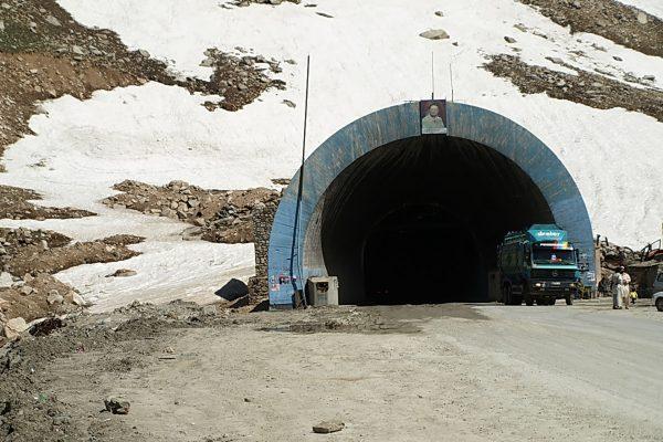 Tunel Salang (fot. Michal Vogt)