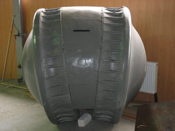 Kugelpanzer (fot. Morpheios Melas)