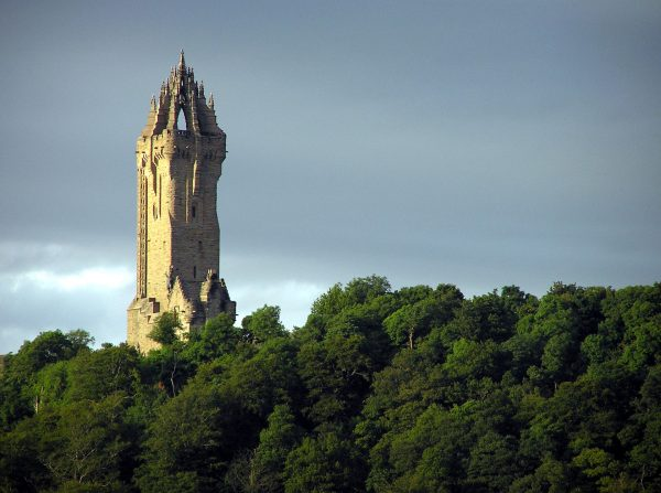 Wallace Monument (fot. Finlay McWalter)