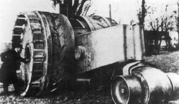 Treffas-Wagen