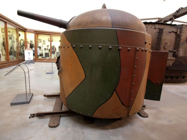 Fahrpanzer (fot. Alf van Beem)