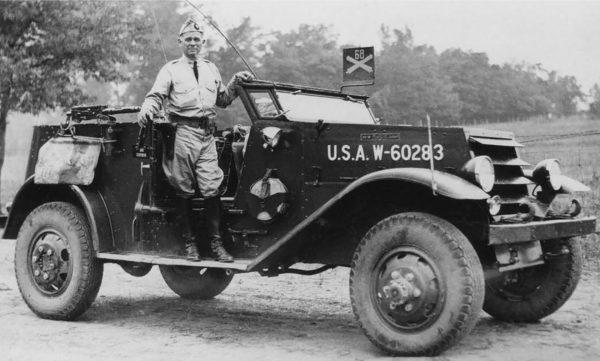 M2 Scout Car