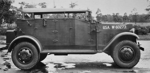 M1 Scout Car