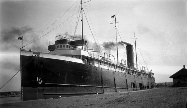 SS Keewatin (fot. Nova Scotia Archives)