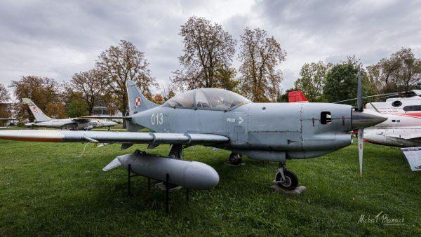 PZL-130TC-I Orlik (fot. Michał Banach)