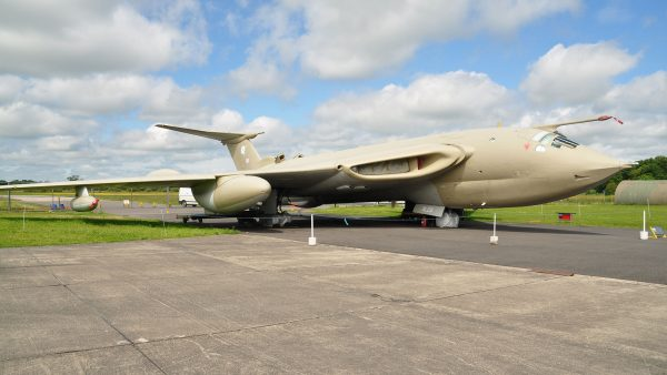 Handley Page Victor (fot. Nilfanion/Wikimedia Commons)