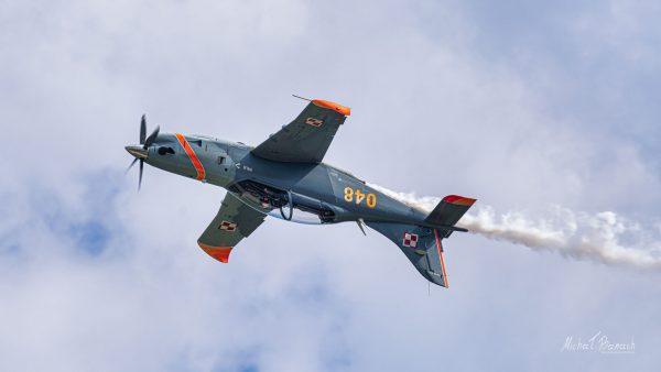 PZL-130 TC-II Orlik (fot. Michał Banach)