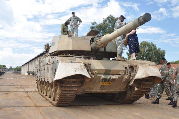 Olifant Mk 2 (fot. US Army)