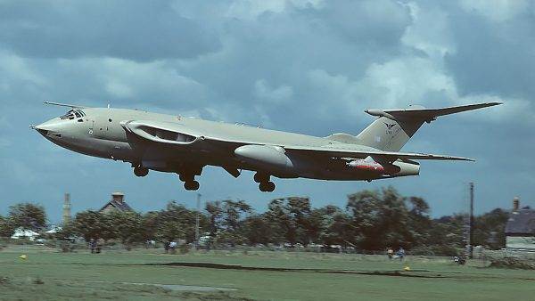Handley Page Victor (fot. Mike Freer)