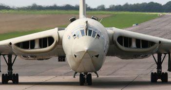 Handley Page Victor - ostatni V-bomber