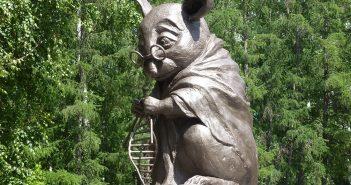 Pomnik myszy laboratoryjnych