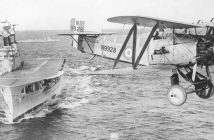 Niepozorny myśliwiec pokładowy Fairey Flycatcher