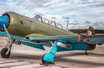 Samolot szkolno-treningowy Jakowlew Jak-11