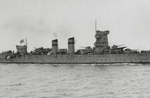 Jedyny w swoim rodzaju lekki krążownik Navarra